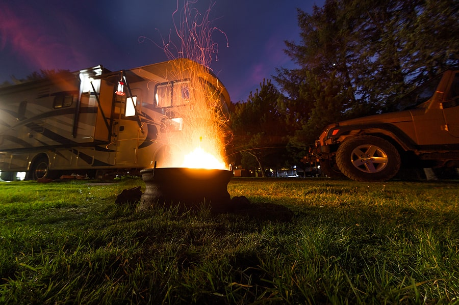 You are currently viewing Best Places for Camping Ontario, OR